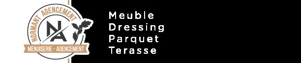 NORMANT AGENCEMENT . Anthony NORMANT : MENUISIER – CONCEPTEUR – POSEUR . MENUISERIE INTÉRIEURE / EXTÉRIEURE - DRESSING – PARQUET – TERRASSE à Saint-Coulitz dans le Finistère